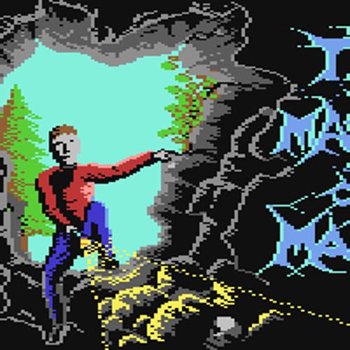 Minibrute - Master of Magic (C64 Rob Hubbard cover)