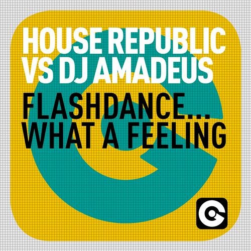 House Republic Vs. DJ Amadeus - Flashdance... What A Feeling (Original Mix)[Ego Records]