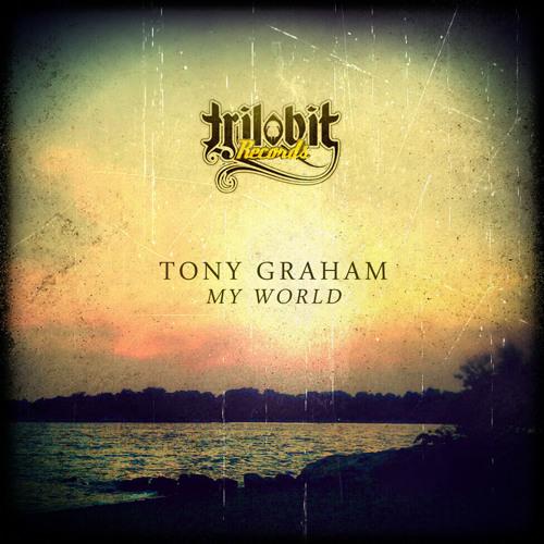 Tony Graham -  Baby i love you