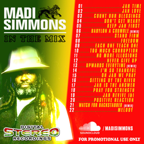 Madi Simmons - Mixtape (Digital Stereo Recordings) DOWNLOAD LINK IN DESCRIPTION