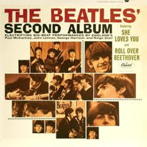 """""""You Really Got a Hold on Me""""  - The Beatles (vinyl)"""