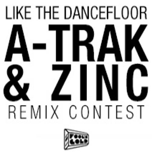 A-Track & Zinc - Like the Dancefloor (Van Persaction Remix)