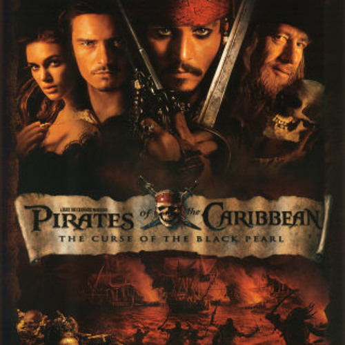 Pirates of the Caribbean: Curse of the Black Pearl - He's a Pirate