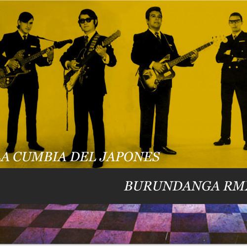 Los Destellos - La Cumbia del Japones (Burundanga Remix)