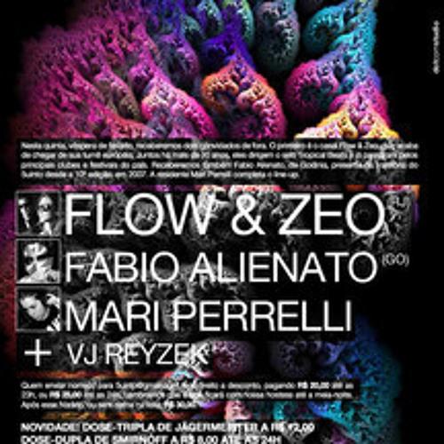 Flow & Zeo @ 5uinto > 01/11/2012