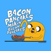 Bacon Pancakes - Jake the Dog (GalacticShark Cover)