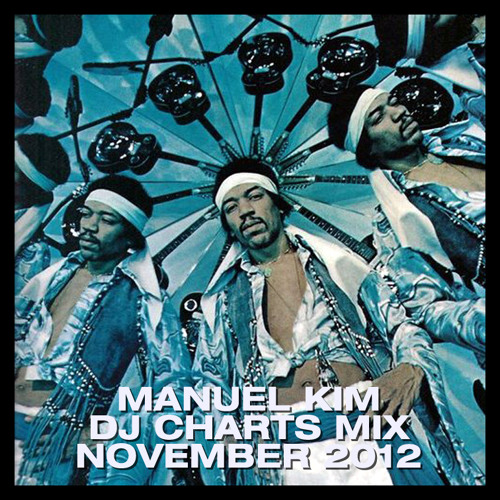 Manuel Kim - DJ Charts November 2012
