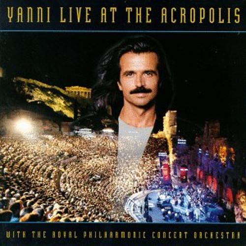 """""""Santorini - Yanni"""" Piano Cover (Interlude Part)"""