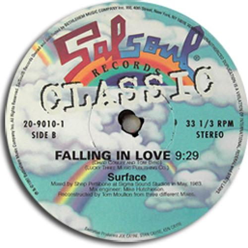 SURFACE - FALLING IN LOVE (KOKO EDIT FOR HUGO & MUM) FREE DOWNLOAD
