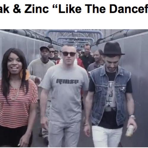 A-Trak & Zinc - Like The Dancefloor (Culture Clashed & Apex TrapStep Remix)