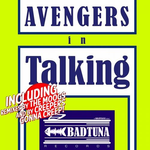 Avengers - Talking EP [TEASER] [BDT003]