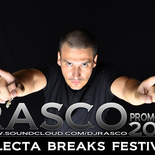 DJ RASCO @ PROMO MIX SELECTA BREAKS FESTIVAL 2012