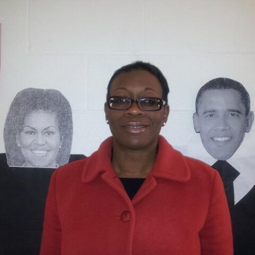 Sen. Nina Turner at Central neighbourhood, Ohio