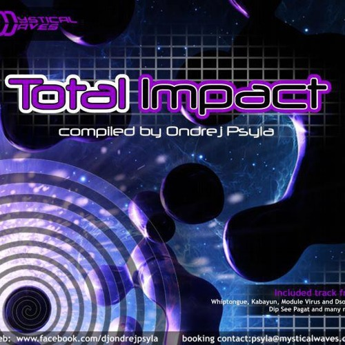 "Under Pressure - Frankie's Revenge (VA ""Total Impact"" - Mystical Waves Rec)"
