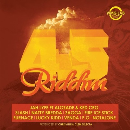 4.5 Riddim (Full) Available iTunes!