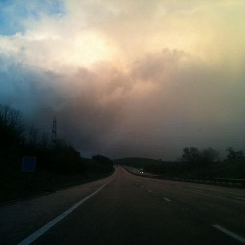 CHANGEABLE WEATHER