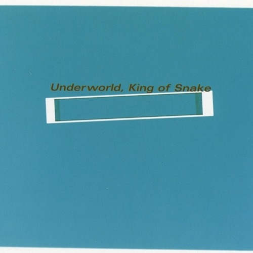 Underworld - King Of Snake [Funkagenda's Snakestep Remix]
