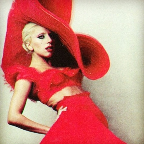 Fashion-Lady Gaga