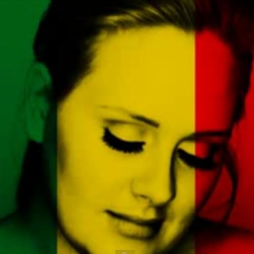 Adele | Set Fire To The Rain ( Reggae Version By Reggaesta )