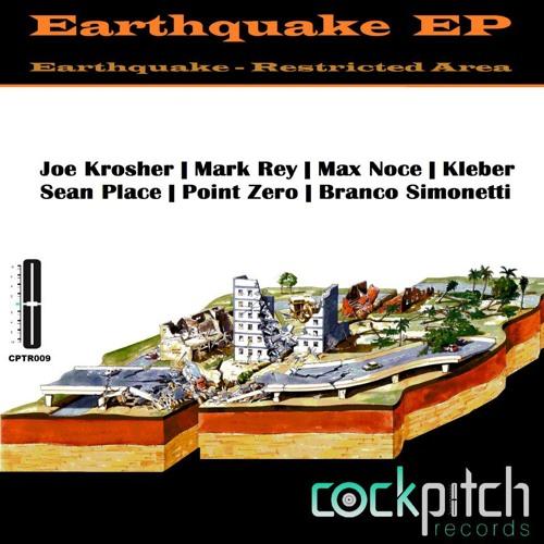 Joe Krosher - Earthquake (Sean Place Rework) Sample [CockPitch Records 009]