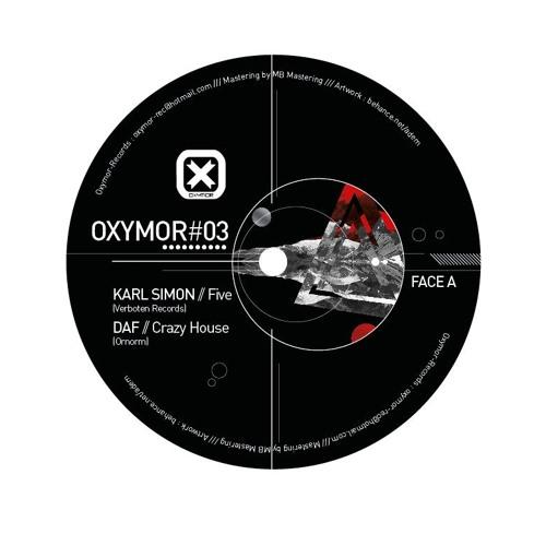 OXY 003 A1 - KARL SIMON - FIVE
