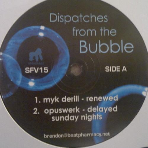 SFV17 - Various Artists - Opuswerk - Delayed sunday nights