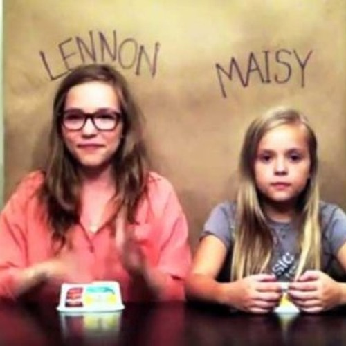 Call Your Girlfriend by Lennon and Maisy