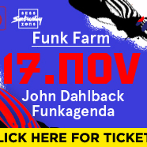 John Dahlback - Tykomaster (Exclusive Track)