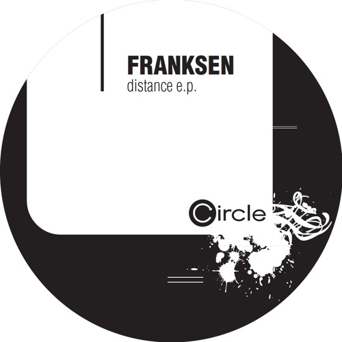 "Circle 039_6 by Franksen ""Distance"" soon available on Vinyl-presale by deejay.de"