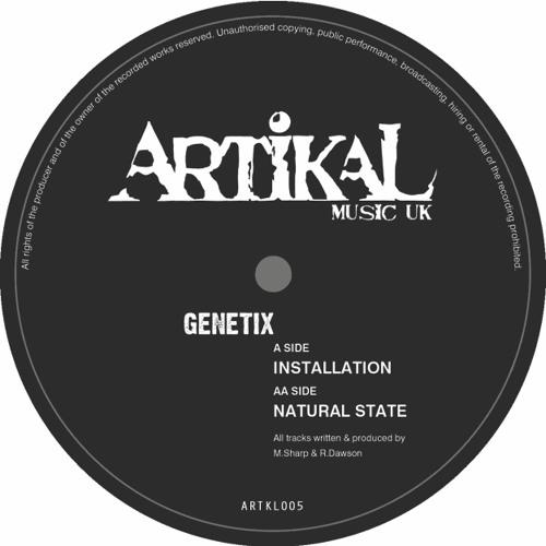 ARTKL005 - GENETIX - INSTALLATION (96kps)