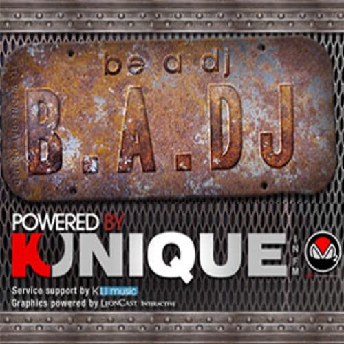 "Kunique ""B.A.DJ""(Radio M2O) October, 31th 2012 On Air ""Gianni Coletti"""