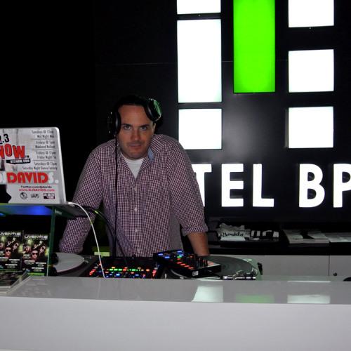 923 Now's DJ David S Live at Hotel BPM Brooklyn