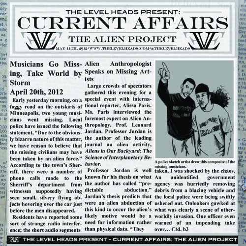 Current Affairs: The Alien Project