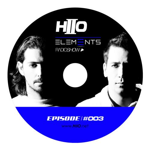 HIIO - ELEMENTS Radio Show Episode #003