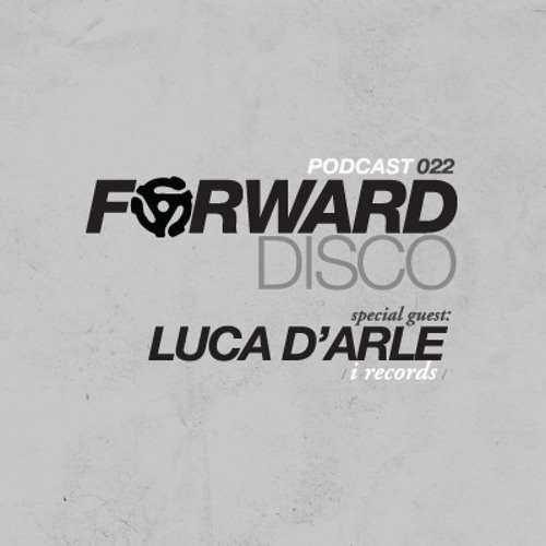FD022: Luca D'Arle (i! Records)