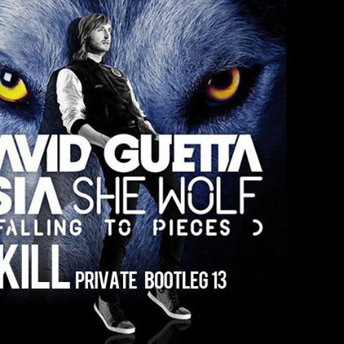 David Guetta feat Sia - She Wolf ( F.KILL Private Bootleg 13)