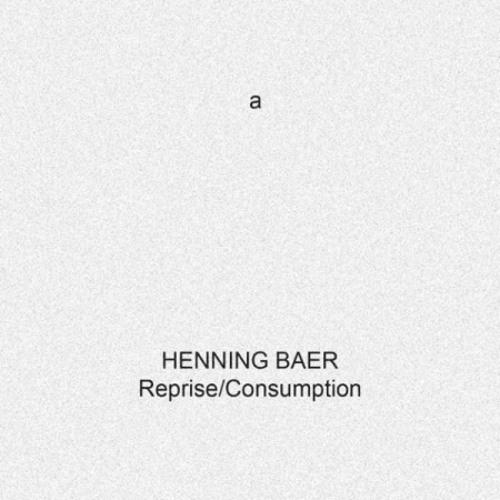 Henning Baer - Reprise