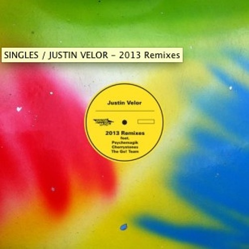 Justin Velor  -  Flameout (Psychemagik Remix)