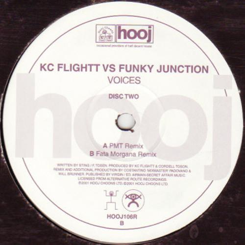 KC Flightt Vs Funky Junction - Voices (PMT Remix) *2001