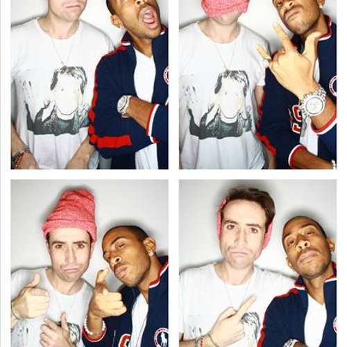 Ludacris on the Radio 1 Breakfast Show with Grimmy
