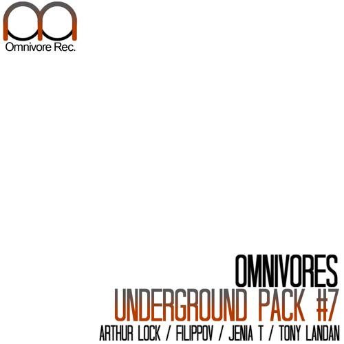 OMR038 // Omnivore's Underground Pack #7 // 2012.11.19