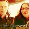 Loki Falling in Love with Darcy