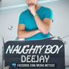 Mix afro house by dj naughty boy Portada del disco