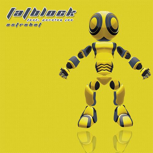 FATBLOCK feat. PARSLEY JOE - Astrobot [Original Mix] (Snippet)