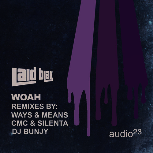 Laid Blak - Woah (Ways & Means Crazyboy Rmx)