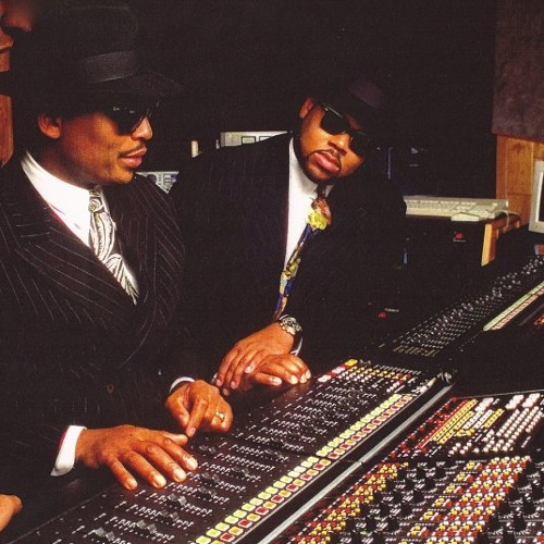 jimmy Jam and Terry lewis mix part 1 - the re°edits