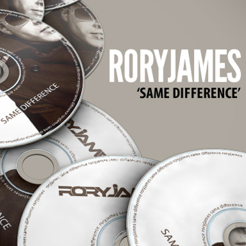 RoryJames Pres. 'Same Difference' (October 2012 - www.DI.FM 10 30 2012 )