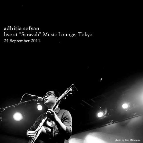 "Deadly Storm Lightning Thunder - Live at ""Saravah Music Lounge"" Tokyo."