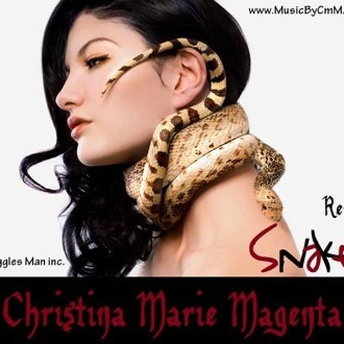 Christina Marie Magenta - Snake (CGT RMX) (Snake Remix Contest)