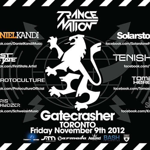 Gatecrasher Toronto 20122